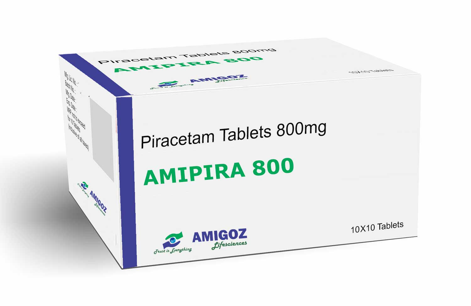 Laboratories Nootropil 800 Tablets Piracetam Www Galleryneed Com